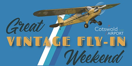 Great Vintage Fly-In Weekend tickets