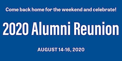 CBB / Perlman Camp 2020 Alumni Reunion
