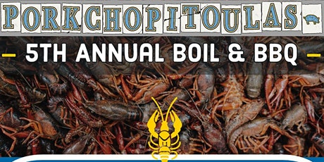 5th Annual BOIL & BBQ Fundraiser benefiting Hogs for the Cause tickets