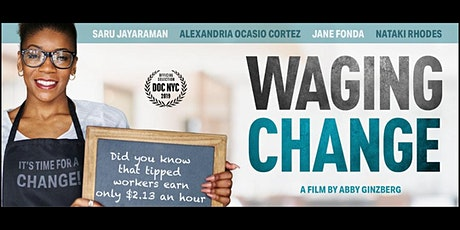 Waging Change Film Screening tickets