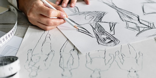 KIDS DRAWING WORKSHOP for 8-14 year olds - 3 HOUR CREATIVE DRAWING SESSION
