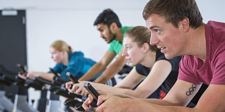 Intro to Spin - Indoor Cycling Class (Wellbeing Week) tickets