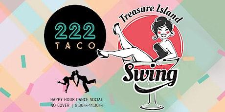 Treasure Island Swing Social tickets