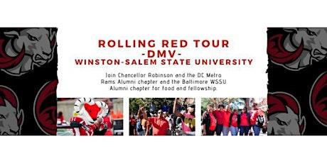 DMV Rolling Red Tour tickets