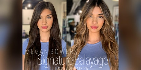 "House of Hair FW Signature Balayage ""Summer Blondes"" tickets"