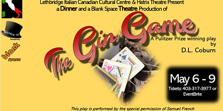 Dinner Theatre - The Gin Game tickets