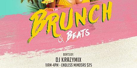 Brunch + Beats billets