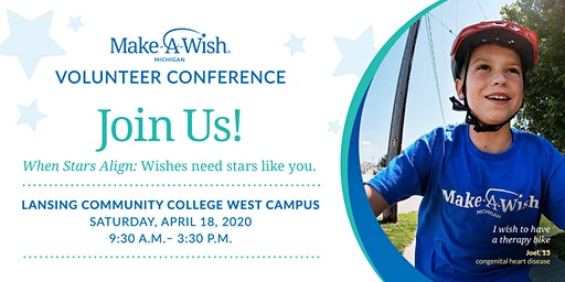 Make-A-Wish® Michigan Volunteer Conference 2020