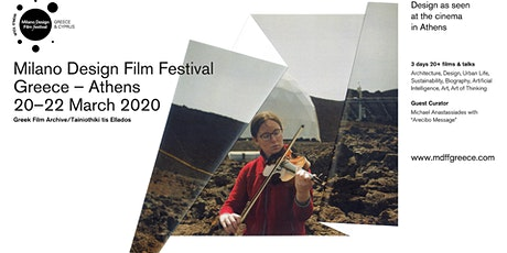 MDFF Athens Day 3 | Sunday, March 22 | Screening  Slot:12:30-13:15 tickets