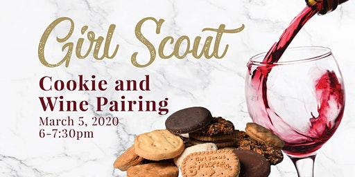 Girl Scout Cookie and Wine Pairing