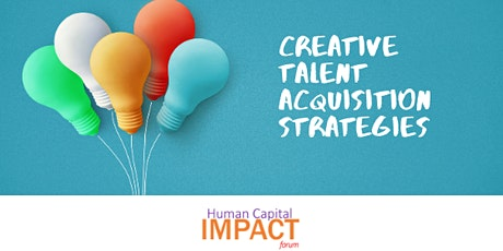 Human Capital Impact Forum tickets