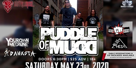 PUDDLE OF MUDD ALBUM TOUR tickets