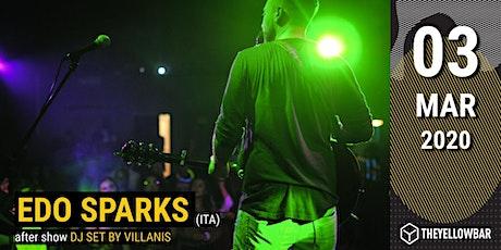 Edo Sparks - The Yellow Bar biglietti
