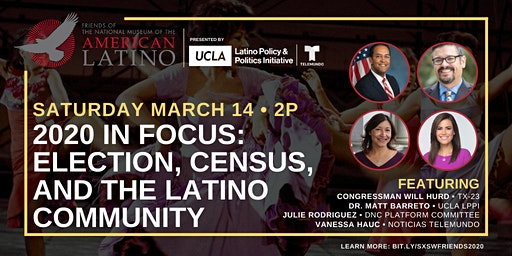 2020 in Focus: Election, Census, and the Latino Community