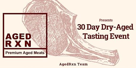 AGEDRXN | 30 day tasting tickets
