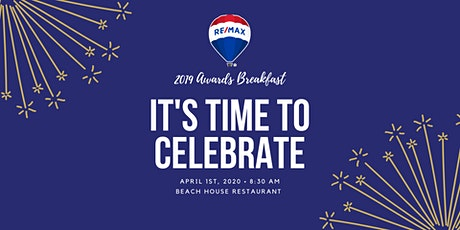 RE/MAX Camosun Annual Awards Breakfast Ceremony tickets