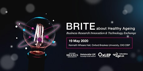 BRITE about Healthy Ageing tickets