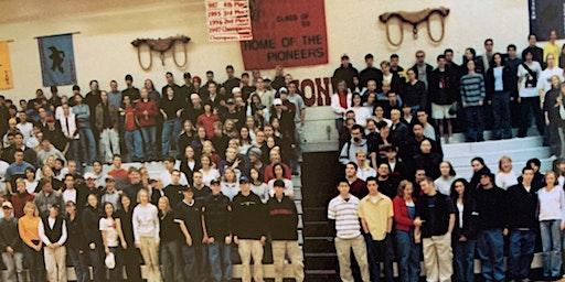 Sandy High Class of 2000! - 20 Year Reunion