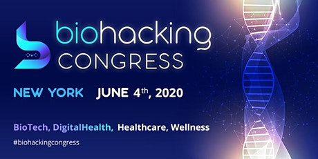 Biohacking Congress, New York tickets
