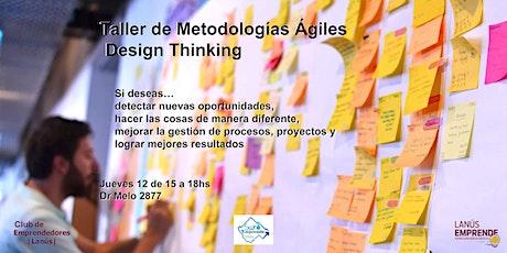 Taller de Metodologías Ágiles - Design Thinking entradas