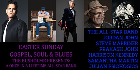 Easter Sunday All-Star Band tickets