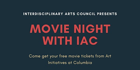 Movie Night with the IAC tickets