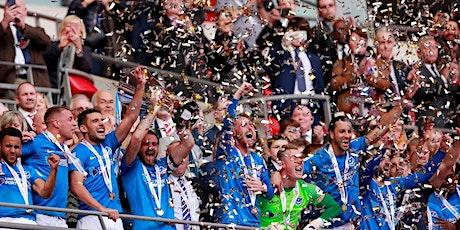 *POSTPONED* LEASING.COM TROPHY FINAL: Portsmouth Fanpark tickets