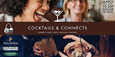 COCKTAILS & CONNECTS tickets