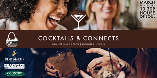 COCKTAILS & CONNECTS