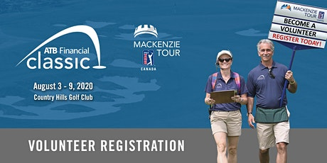 2020 ATB Financial Classic Volunteer Registration tickets