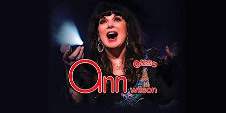 Ann Wilson at Maryland Hall tickets