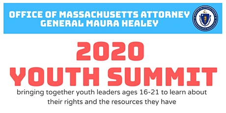 Office of Massachusetts Attorney General Maura Healey's 2020 Youth Summit tickets