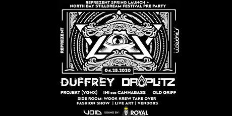 RPRZNT SPRING RELEASE 2020 PARTY! tickets