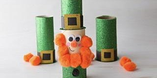 Grown-Up and Me St. Patrick's Day Activity