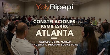 Taller en Atlanta - Constelaciones Familiares con Yoly Ripepi entradas