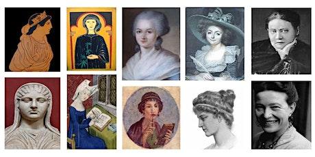 Mujeres en la Filosofía entradas