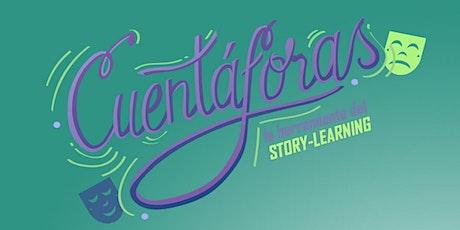Tertulia Dinámica: CUENTÁFORAS, La Herramienta del Story-Learning entradas
