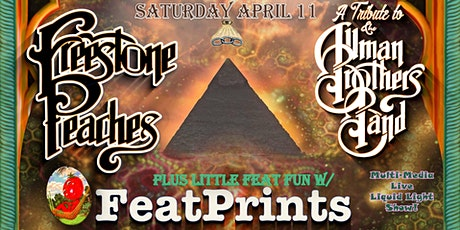 Allman Brothers & Little Feat fun with Freestone Peaches & FeatPrints! tickets