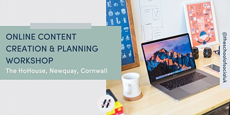 Content Strategy + Planning Workshop | Newquay tickets