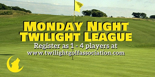 Monday Night Twilight League at Grantwood Golf Course