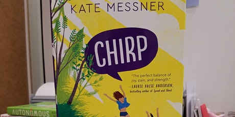 Chat with Author Kate Messner! tickets