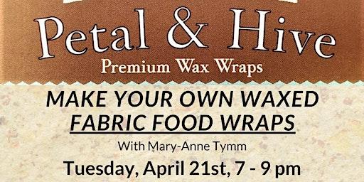 Workshop: Beeswax Food Wraps