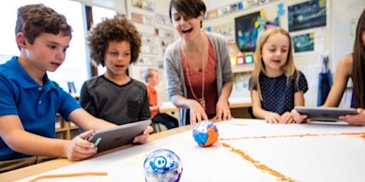 Drones & Spheros for Teachers - Abingdon - 2nd Opportunity!