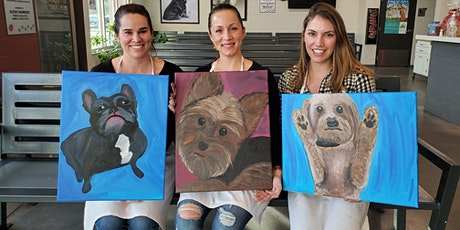 Paint Your Pet to Benefit Humane Society of Tampa Bay tickets