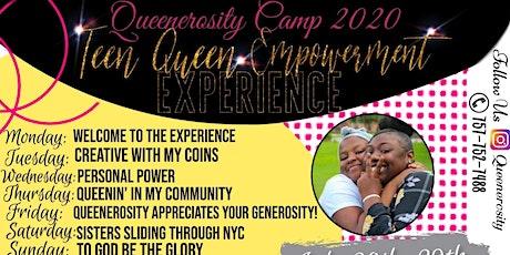 Queenerosity Camp tickets