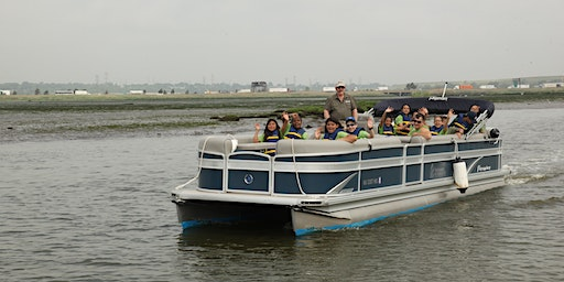 Hackensack Riverkeeper's Open Eco-Cruise - Meadowlands Discovery Boat Tour
