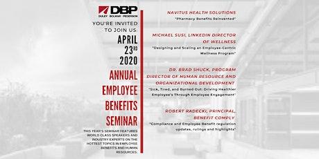Duley Bolwar Pederson Annual Employee Benefits Seminar tickets