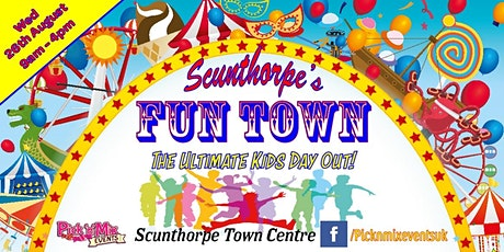 Fun Town at Scunthrope tickets