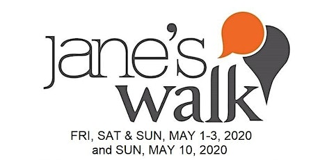 Jane's Walk Markham - Thornhill tickets