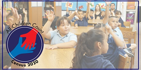 All Children Count:Census 2020  tickets